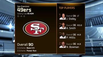 Madden NFL 49ers
