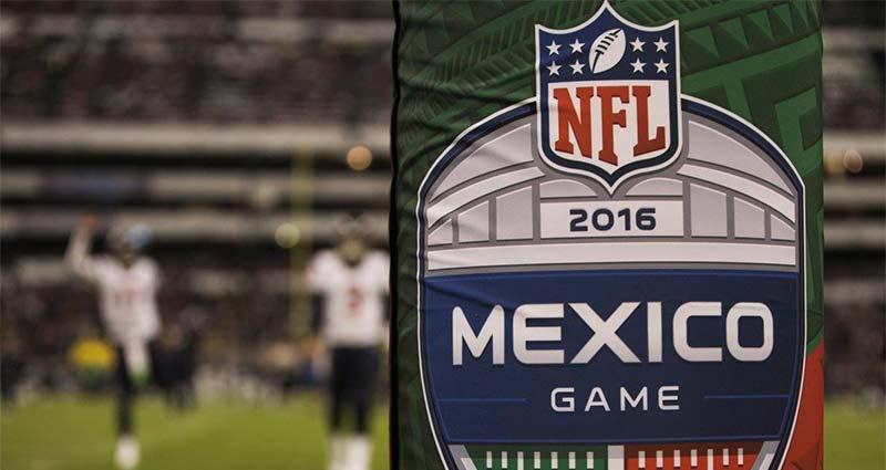 478895033ffee NFL en México 2017 – ¿Cuánto sabes de NFL  – Juegos en México ...