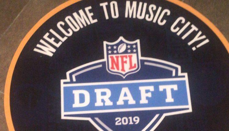 da3fcfe0ec0b Las primeras impresiones del Draft NFL 2019 desde Nashville ...