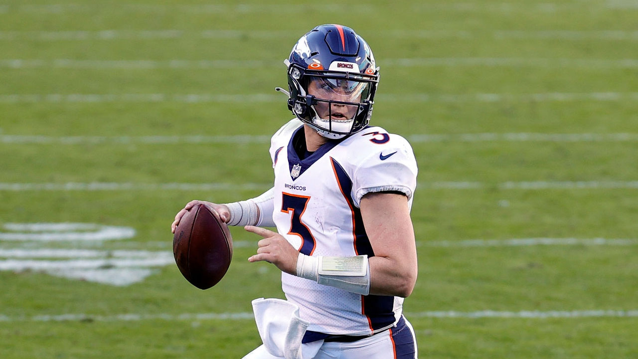 QB Drew Lock, Denver Broncos