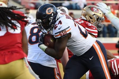Analisis De La Semana 16 Nfl 2018 Bears Vs 49ers Primero Y Diez